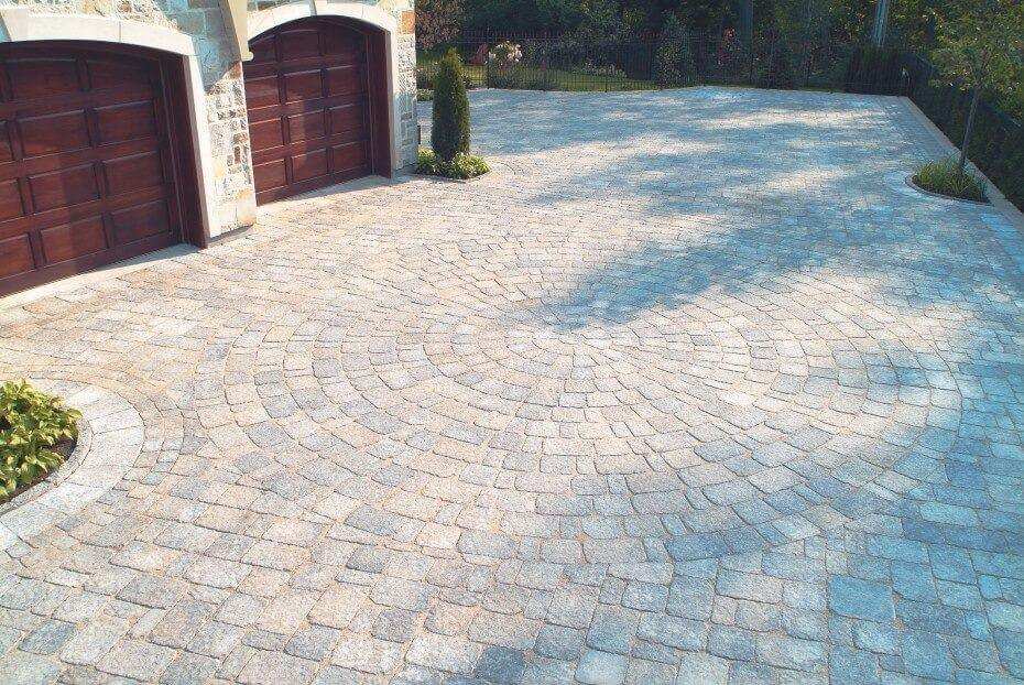 patios walkways driveway curb appeal