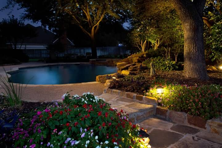 Tips To Brighten Your World With Outdoor Lighting | Petersonu0026#39;s Landscaping