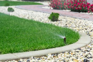 Irrigation & Sprinkler Systems