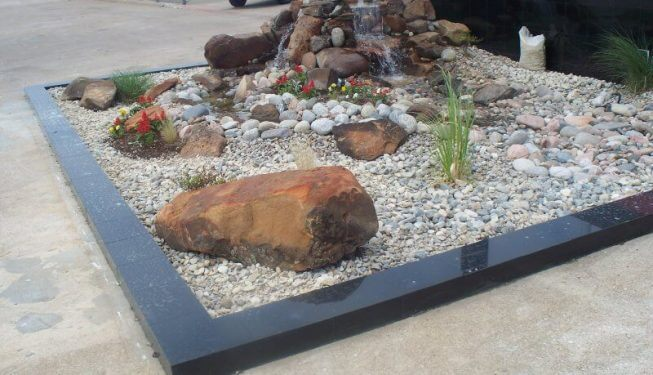 Water feature display