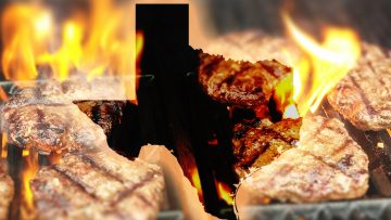 Texas Outdoor Kitchen Menu