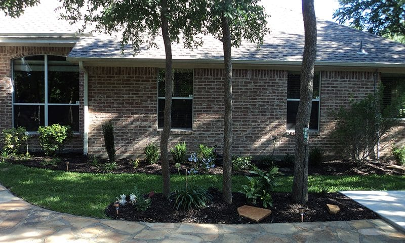 Front and Back Patio Design - Cobb Home