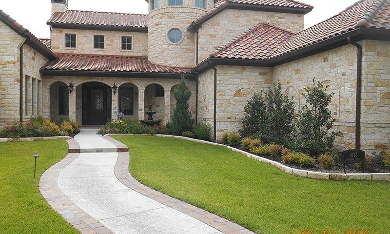 Patio and Walkway Design - Von Storch Home