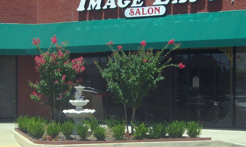 storefront landscaping