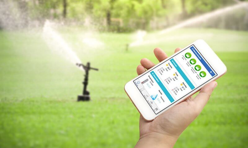 Smart Sprinkler Systems : The Future of Watering Has Arrived