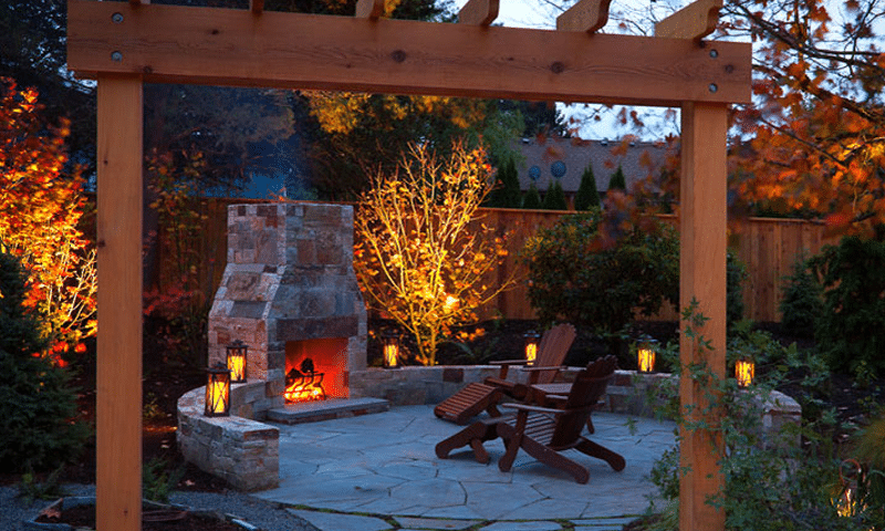 best ways to heating outdoor spaces