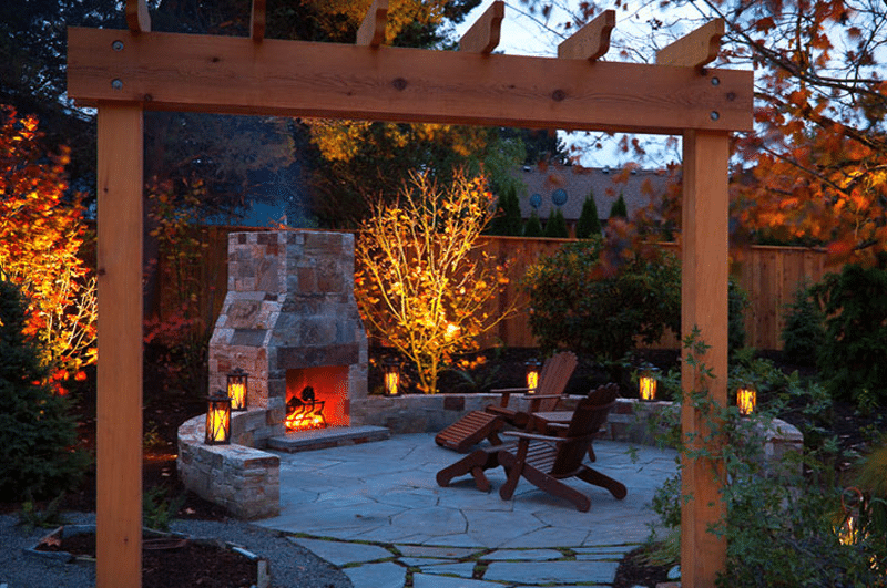 8 Best Ways To Heat An Outdoor Space Keep Warm This Winter Season