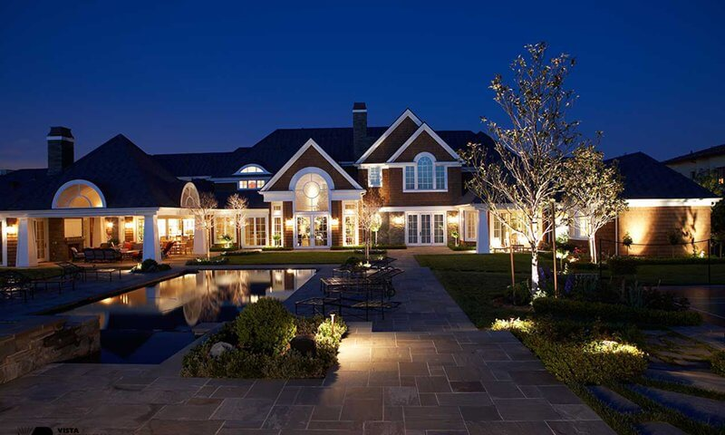 led landscape lighting by vista